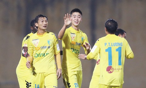 Three Vietnamese clubs may compete in AFC events