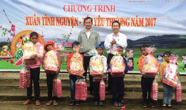 Dak Lak province earmarks over VND40 billion for Tet gifts