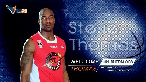 Hanoi Buffaloes have Americans in Basketball Super League