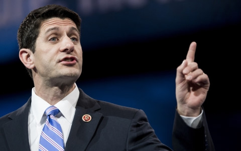 Paul Ryan wins re-election as speaker of U.S. House of Representatives