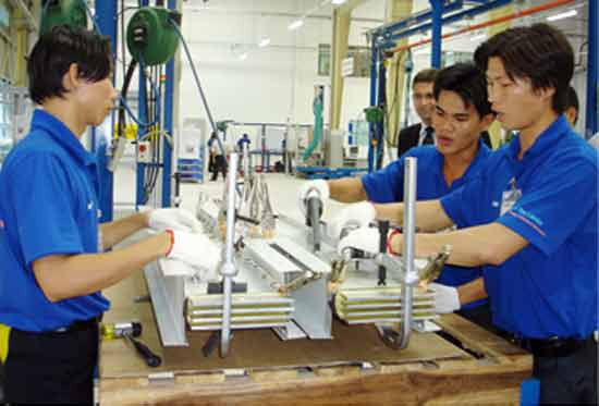 Creating a workforce for the new industrial age of Vietnam
