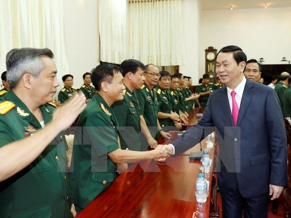 President pays pre-Tet visit to Mekong Delta localities