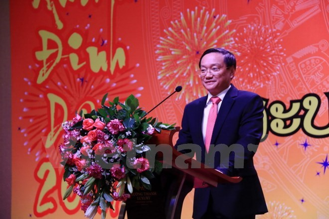 Vietnam, Laos enjoy growing ties in 2016