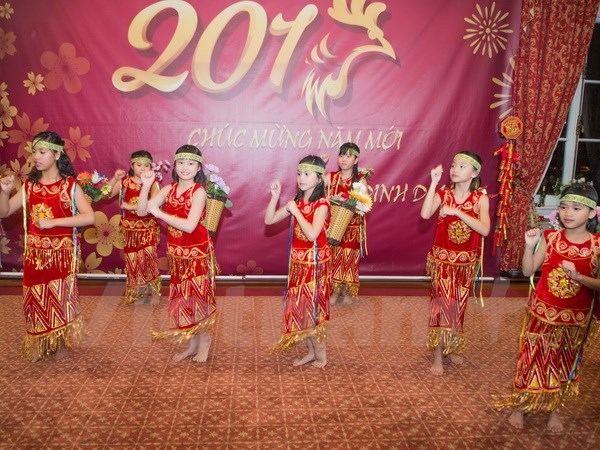 Overseas Vietnamese eager to welcome Lunar New Year