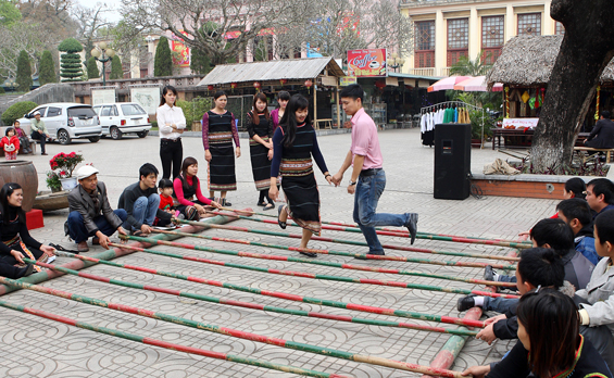 Activities at Museum of Cultures of Vietnam's Ethnic Groups to welcome Tet