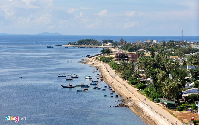 Ly Son island to have coastal pedestrian street