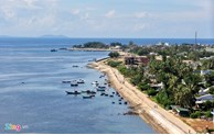 Ly Son island to have coastal pedestrian street