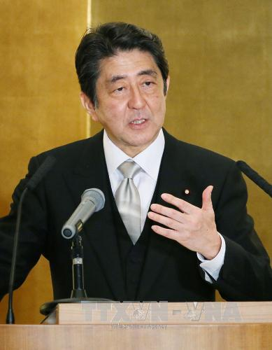 Japanese PM visits Pacific Rim nations to strengthen ties