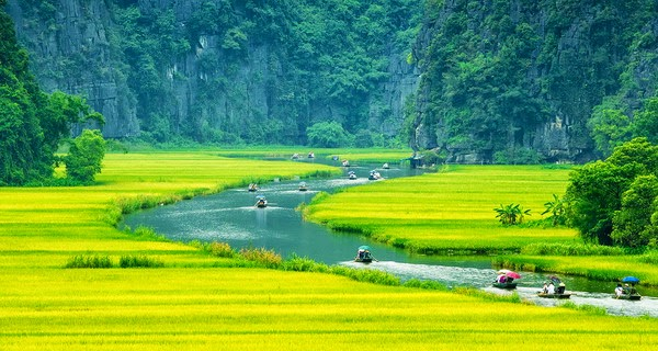 Vietnam among Top places to visit in 2017