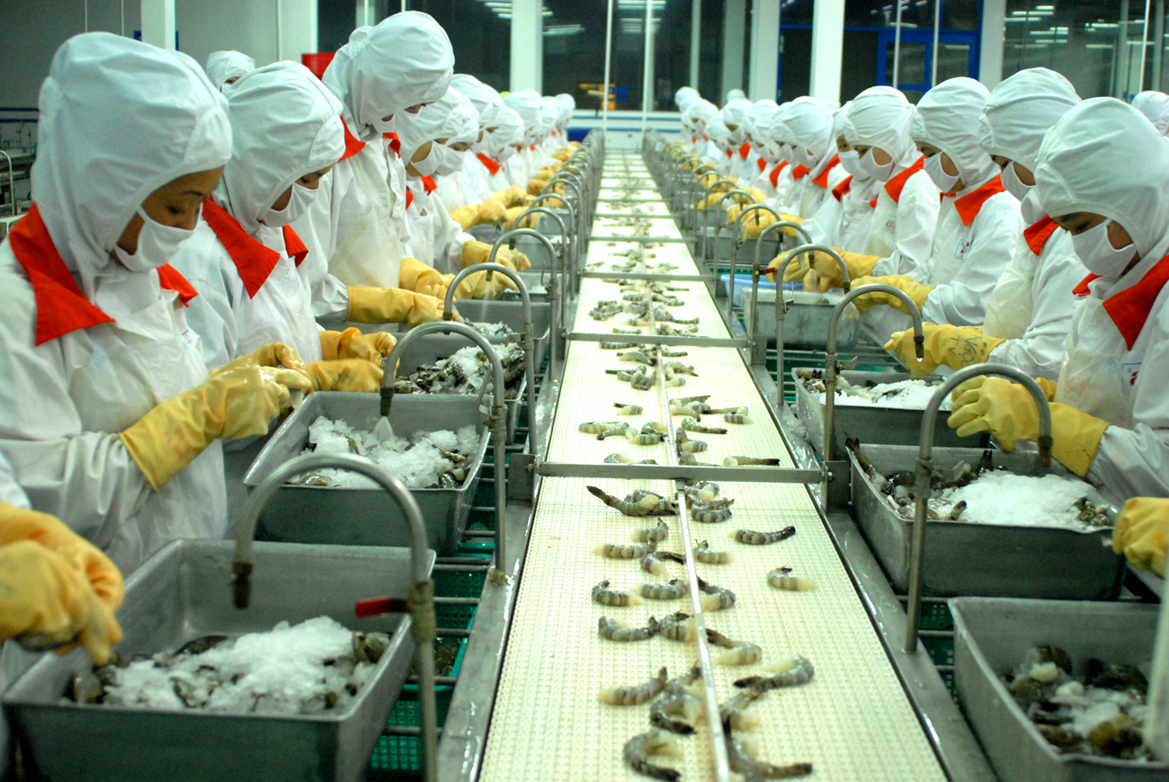 Seafood exports forecast to hit USD7.4 billion in 2017