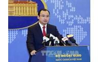 Chinese bank branch on Vietnam's Phu Lam island is illegal: Spokesman