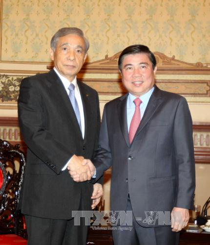 Ho Chi Minh city and Japanese prefecture increase investment cooperation