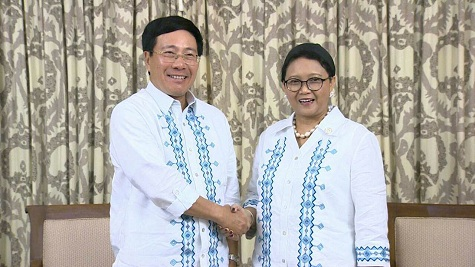 Vietnam, Indonesia agree to further develop bilateral relations