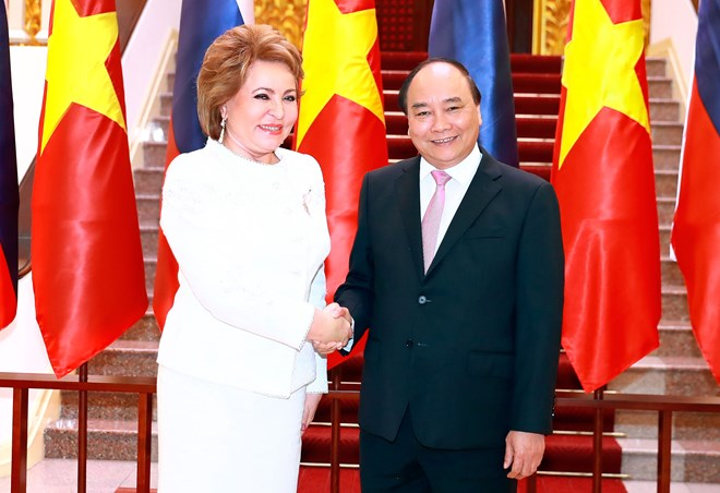 Gov't leader hopes for more exchanges between Vietnam, Russia parliaments