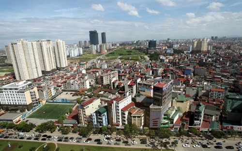 Vietnam realty market attracts robust foreign investment