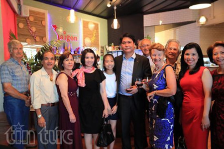 Overseas Vietnamese in Auckland meet early in year of the rooster