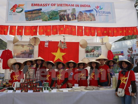 Vietnam's traditional products introduced in India