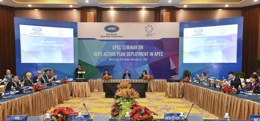 All members agree to a co-ordination approach in implementing BEPS