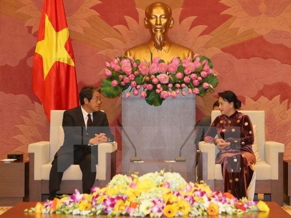 Top legislator hails Thai companies' investment activities in Vietnam