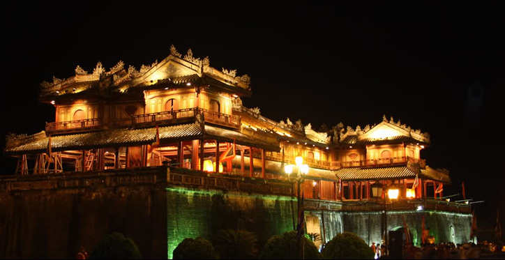 Hue Imperial Citadel to open at night from April 22nd