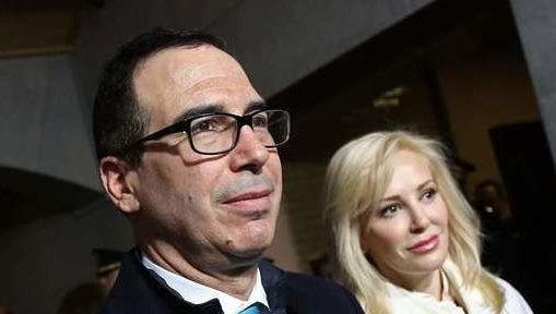 Steven Mnuchin confirmed as US Secretary of Treasury