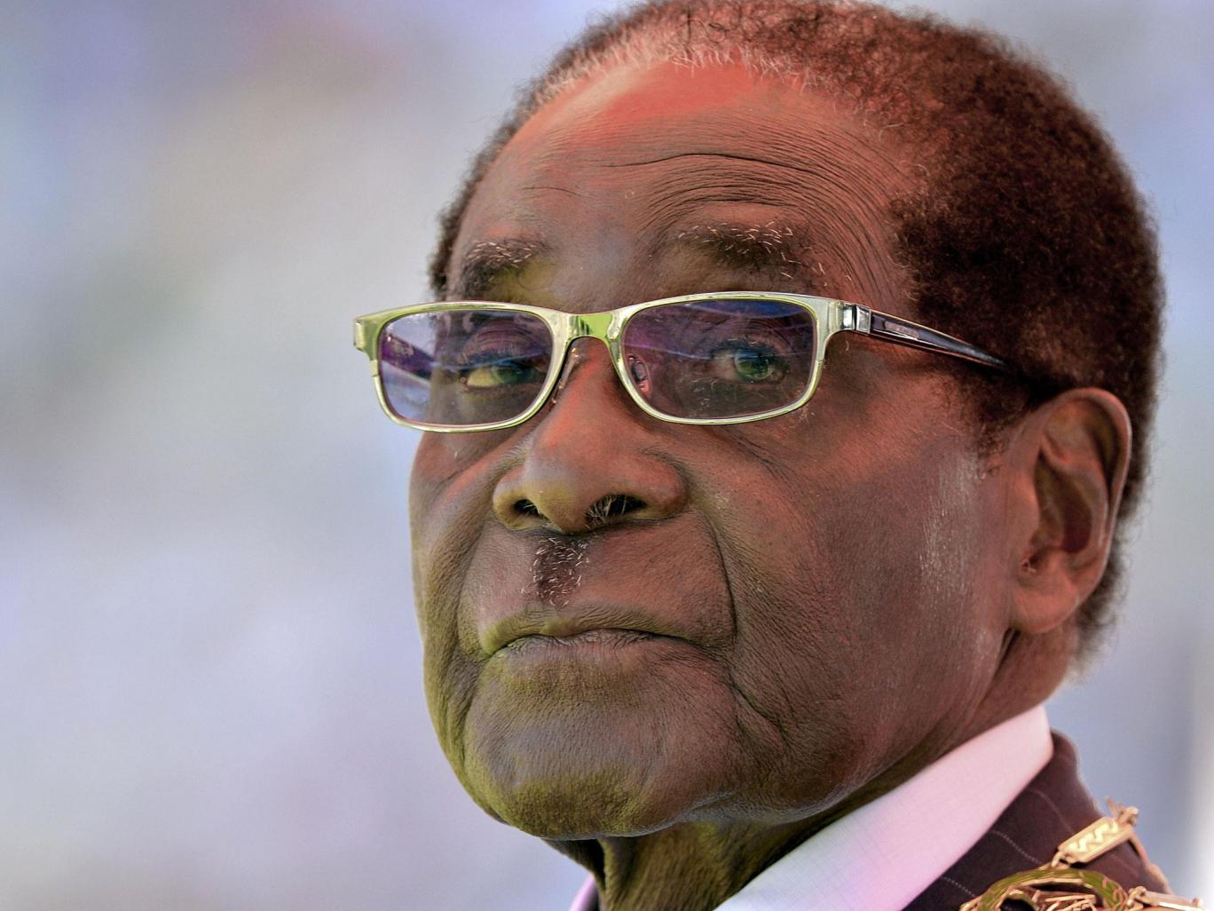 93-year-old Zimbabwe President declares 2018 Presidential candidate
