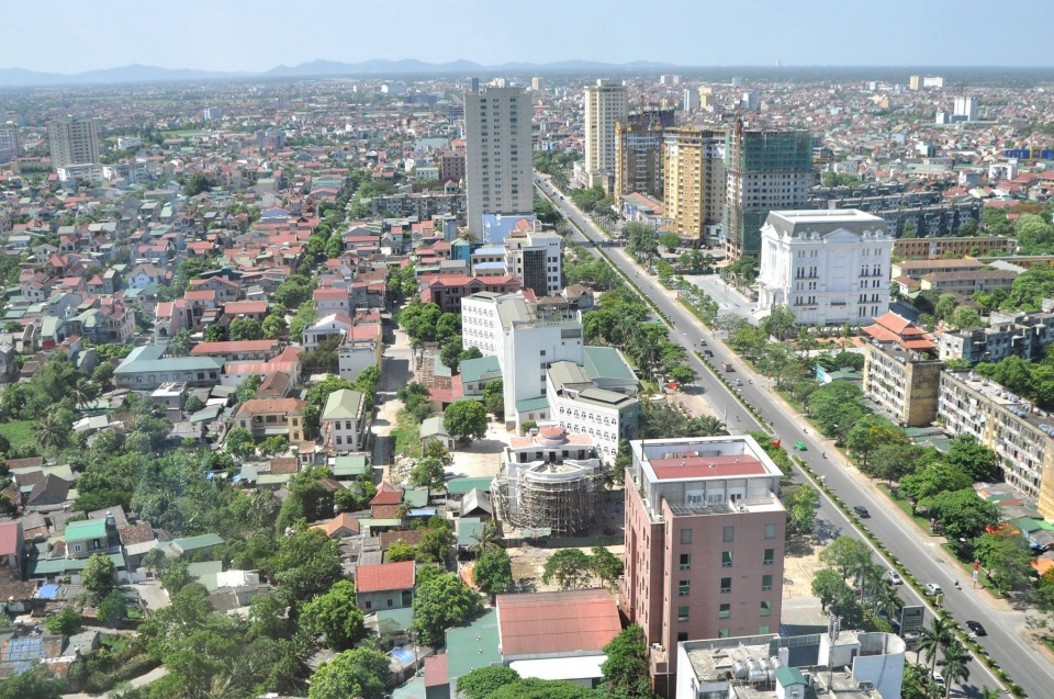 Vinh city recognized as new-style rural area