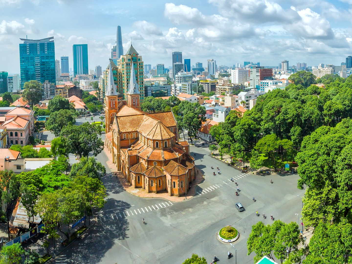 Ho Chi Minh city among 50 most beautiful cities