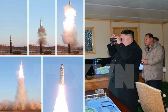 Vietnam voices concern about DPRK's missile test