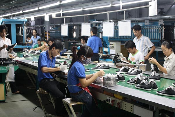 Footwear export bags near USD60 billion in six years