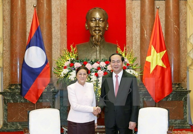 President calls for effective implementation of VN-Laos agreements