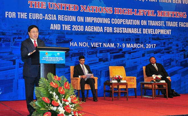 Vietnam commits to 2030 Agenda for sustainable development