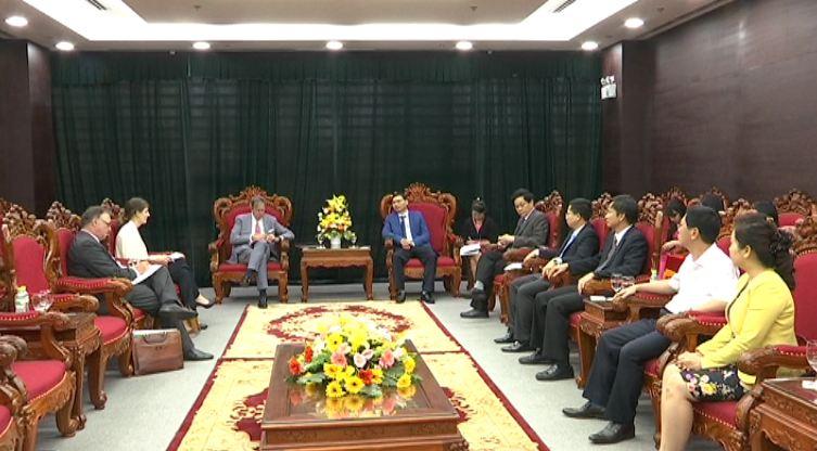 Expanding cooperation between Vietnamese and Belgian localities