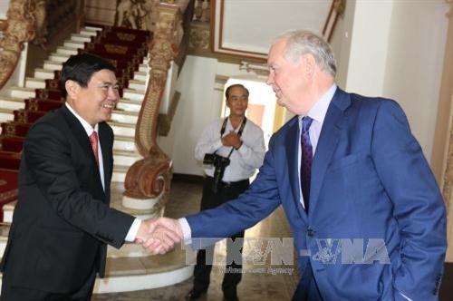 Ho Chi Minh city supports building of Fulbright University Vietnam