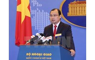 Vietnam protests Taiwan (China)'s live-fire drill in Vietnam's waters