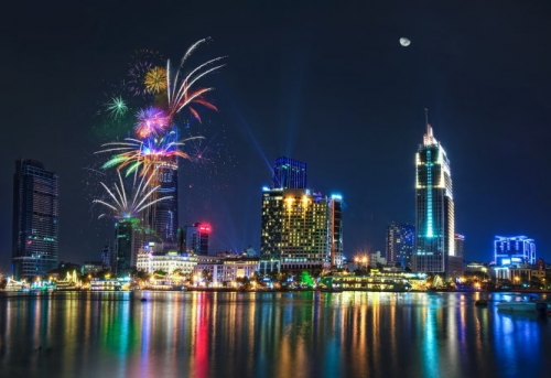 Opening of Da Nang International Fireworks Festival postponed