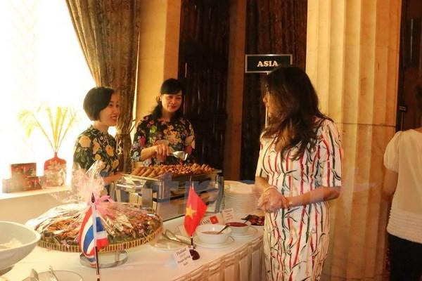 Vietnamese food impresses at International Food Festival in Indonesia