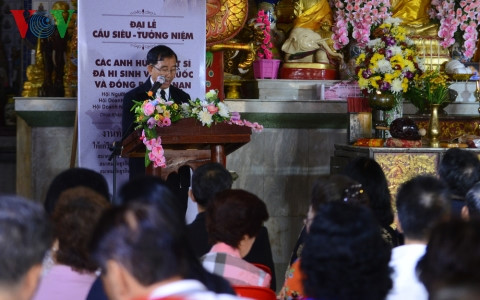 Overseas Vietnamese in Thailand organize requiem for martyrs