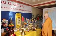 Vietnamese community in Berlin prays for heroic martyrs