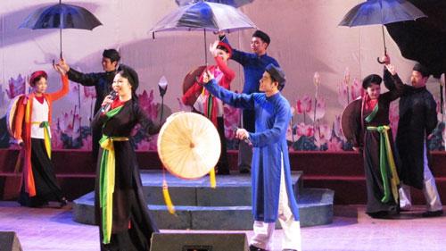 Quan Ho singing connects Vietnamese community in Czech Republic