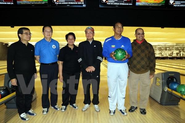 Vietnam organizes sports exchange among ASEAN countries in Italy
