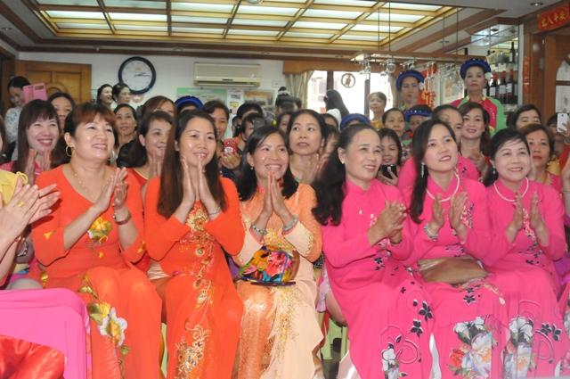 Vietnamese community in Macau marks International Women