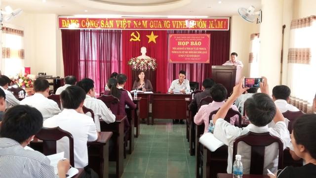 Hoang Sa and Truong Sa exhibition to reach all districts in Kon Tum