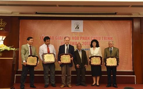 Vietnamese-French academic wins Phan Chau Trinh prize