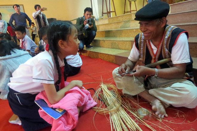 Co Tu cultural day in central Da Nang city