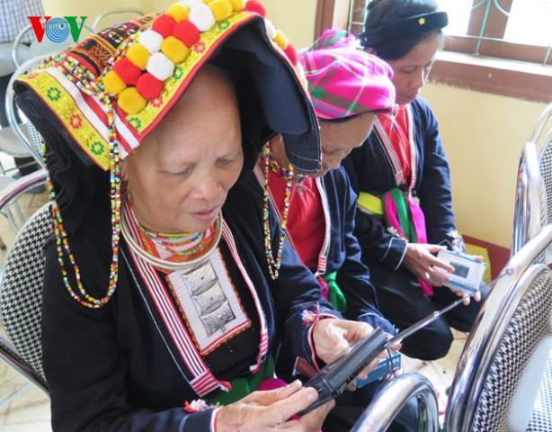 Survey for pilot project providing radio to ethnic-inhabited and mountainous area