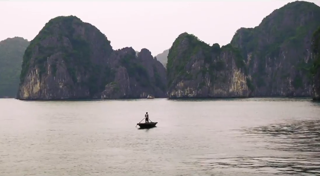 Charming Vietnam in South African artist's time-lapse clip