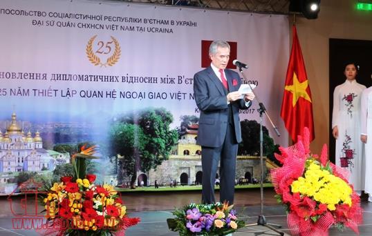 25th anniversary of Vietnam-Ukraine diplomatic relations marked in Kharkov