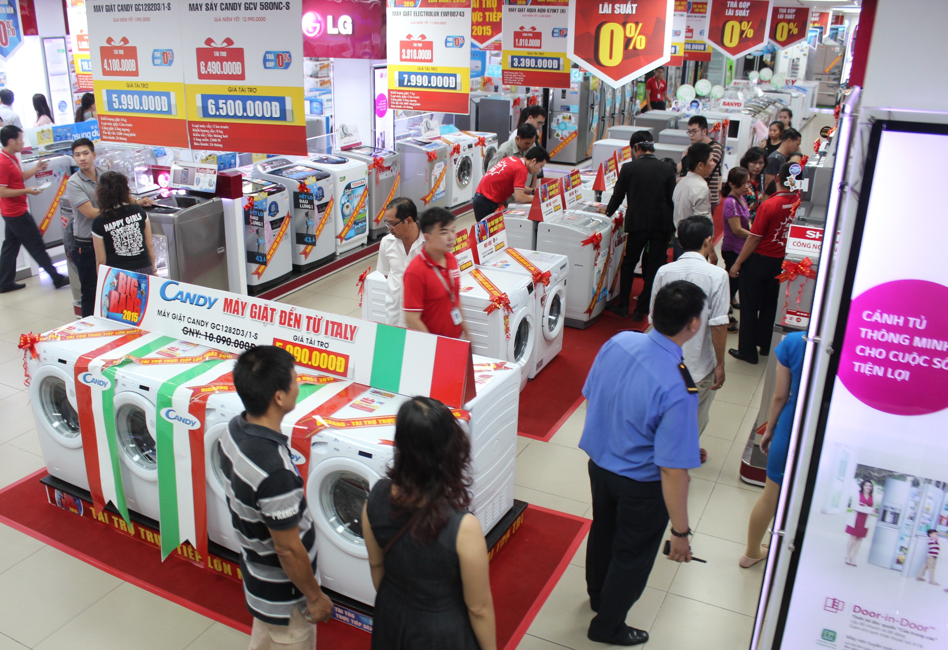 Thailand occupies 50% of Vietnam household appliances market share