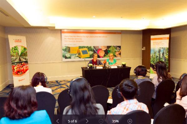 Vietnam, Netherlands enhance agricultural cooperation